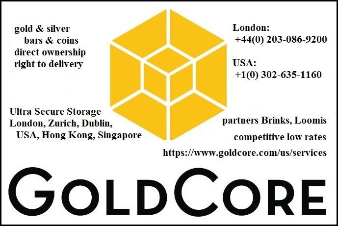 Ad: GoldCore
